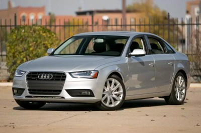 2013 Audi A4 - Our Review | Cars.com