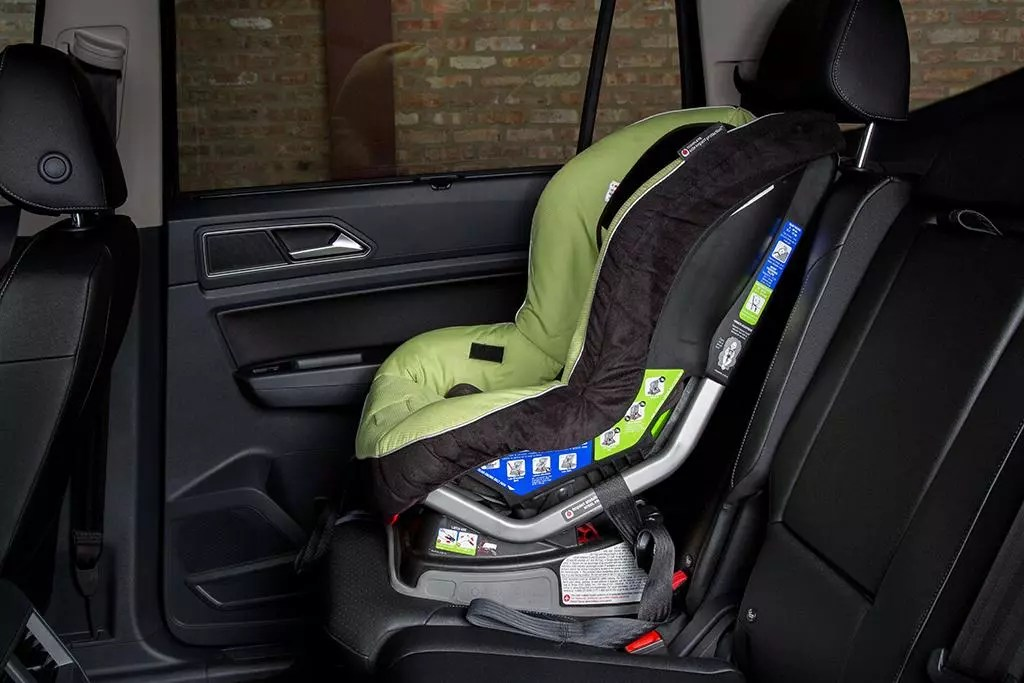 Which 3-Row SUVs Fit Car Seats Best? News Cars