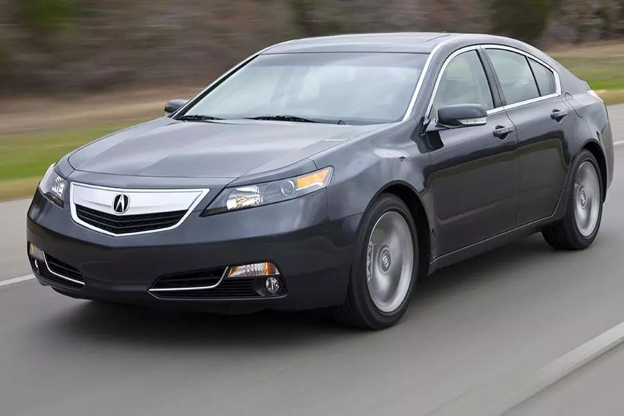 2014 acura models