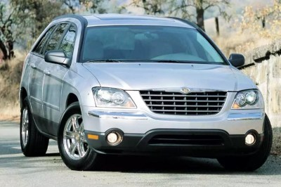 2004 Chrysler Pacifica Overview | Cars.com