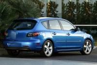 2x New Aerodynamic Cross bar / Roof rack for Mazda 3 hatch ...