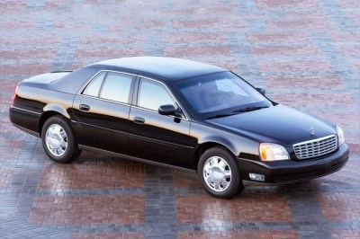 2005 Cadillac DeVille Overview | Cars.com