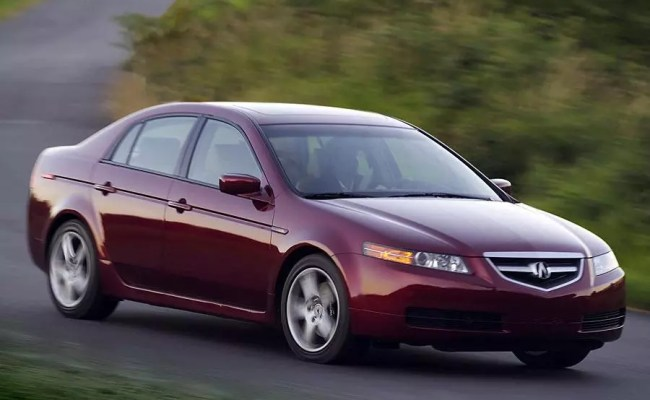 236166 Acura Tl Manual For Sale