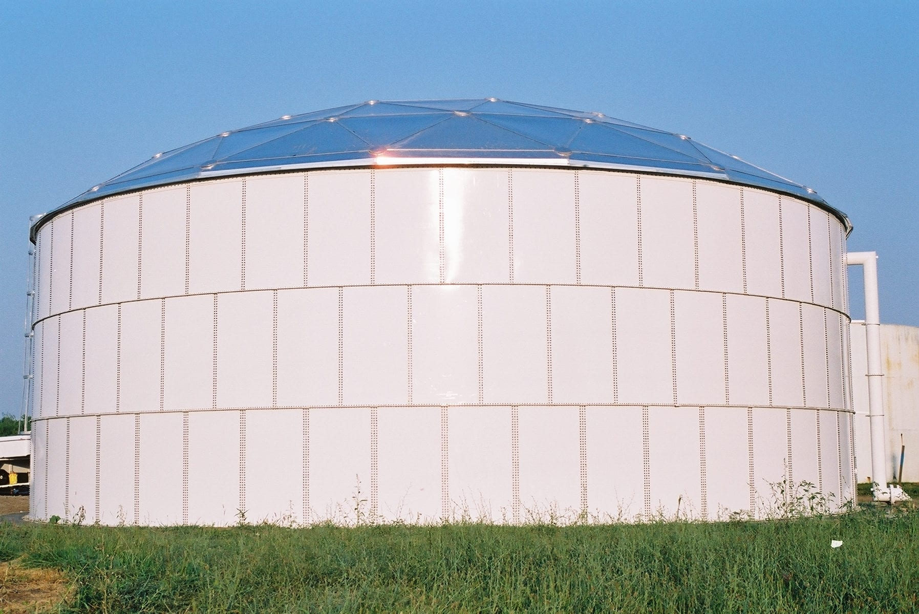 Tectank Epoxy Coated Liquid Storage Tanks Manufacturer