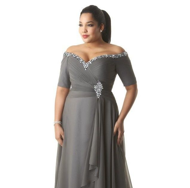 Plus size special occasion dresses with jackets