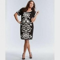 Plus size casual dresses with sleeves - Style Jeans