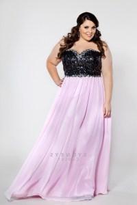 Juniors Plus Prom Dresses