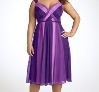 Special occasion dresses plus size with sleeves