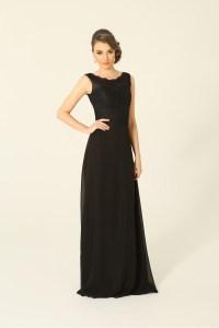 Black Mermaid Bridesmaid Dresses Suitable With Slim Fit ...