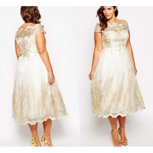 Medium Crop Of Plus Size Dresses For Wedding