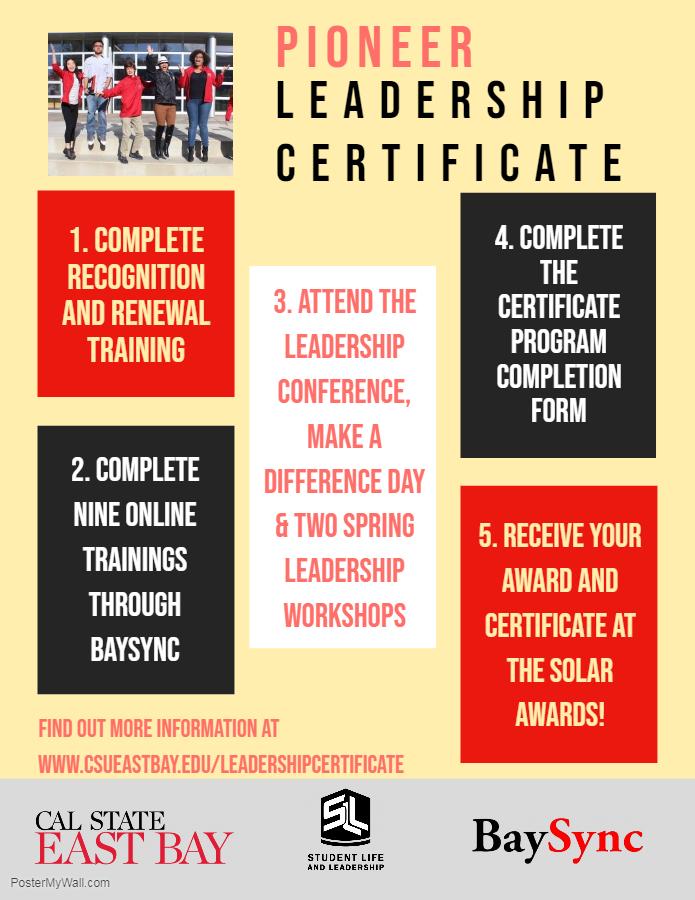 Leadership Certificate Program