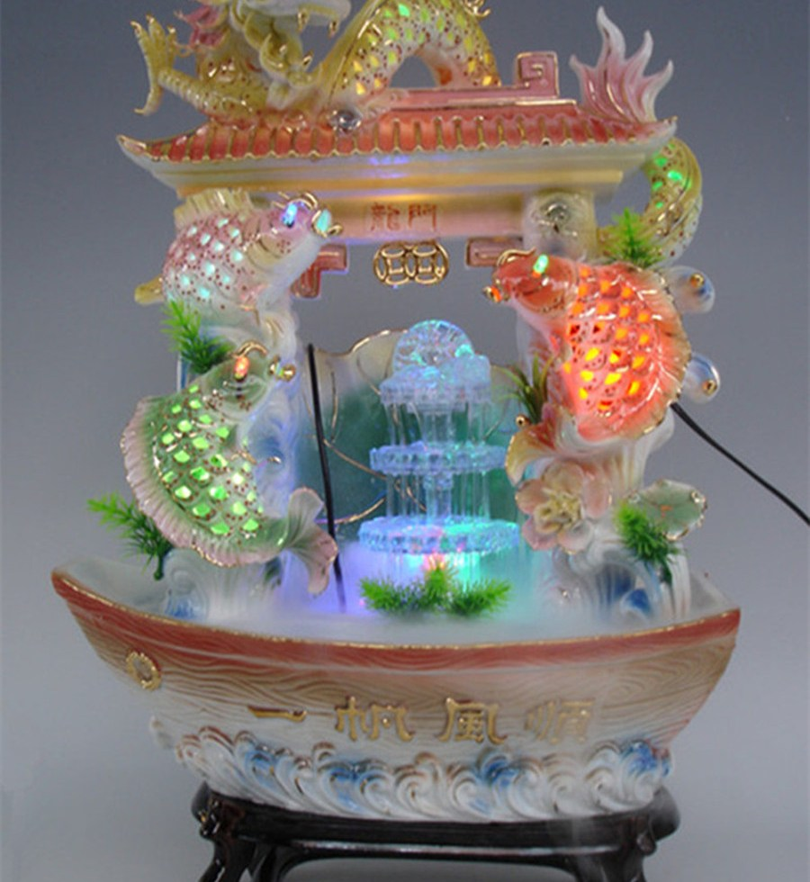 Ceramic-water-table-fountain-humidifier-display-technology-mascot-feng-shui-ideas-for-fancy-ball-home-town