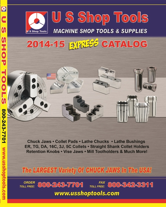 US Shop Tools releases new catalog Cutting Tool Engineering