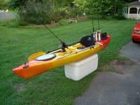 Homemade kayak camera mount | Distance