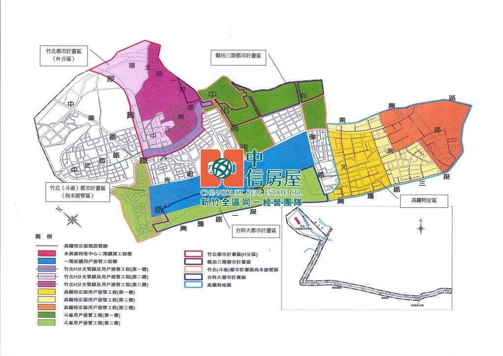 台科大都市計畫區