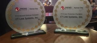Trend Micro FY15 Partner Awards