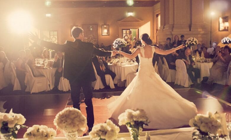How to Plan Your Wedding Reception Music - Philadelphia Wedding - wedding music for reception