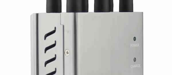 Disturbatore Jammer cellulari di segnali cellulari fino al 4G LTE - wifi - Bluetooth - WiMax2