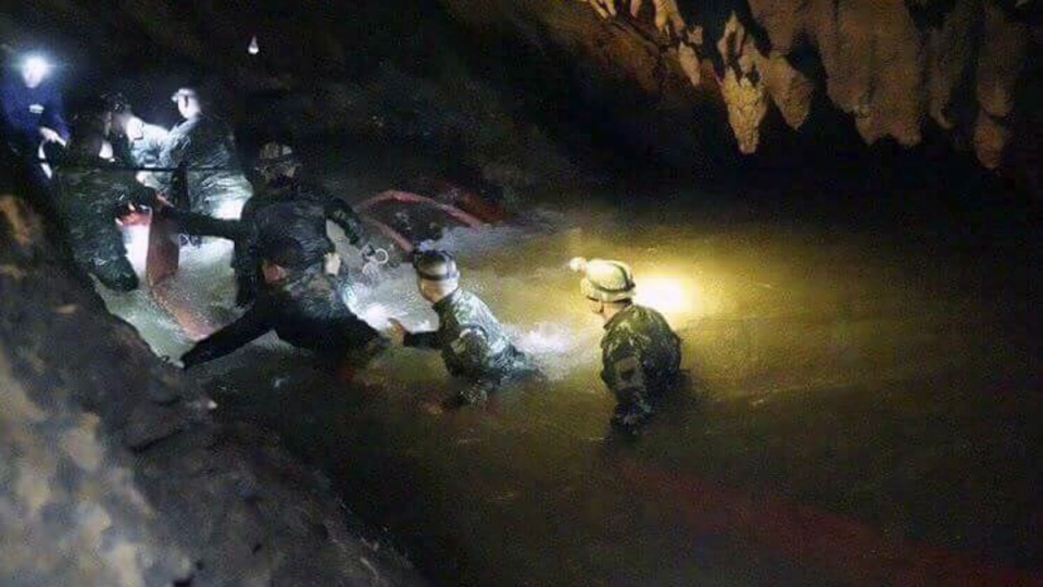 Why rescuing the boys trapped in a Thai cave is so complicated CTV