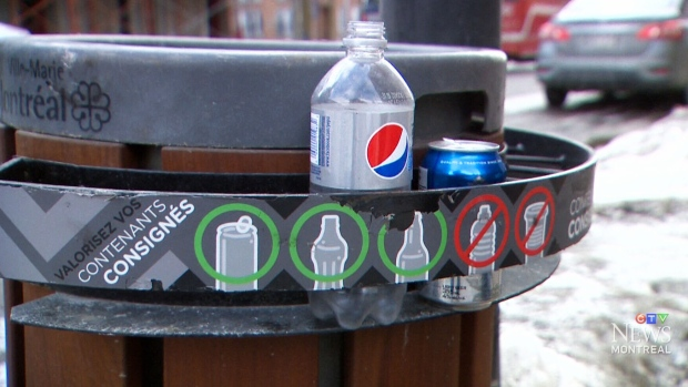 A New Look Function For Plateaus Trash Bins Ctv News