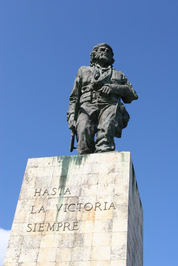 The-Ernesto-Che-Guevara-Monument
