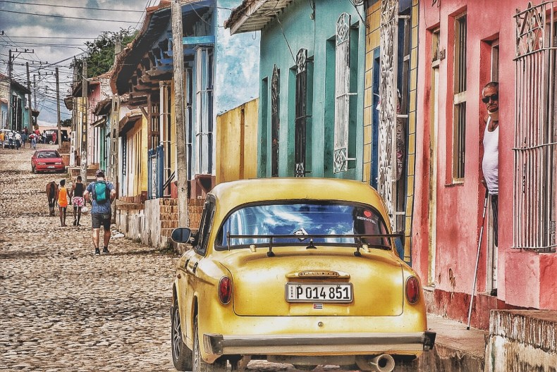 Turer til Cuba