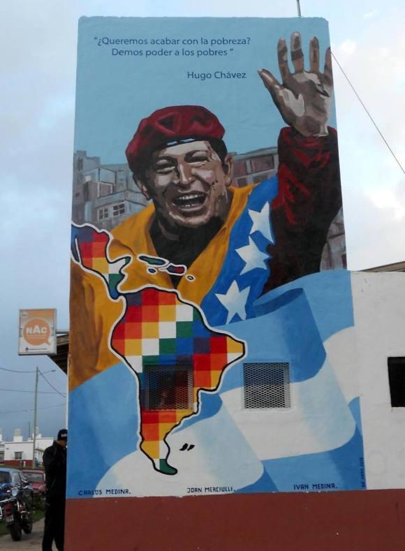 Carlos Medina_Mural Chavez