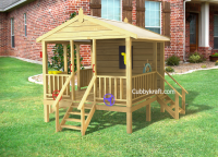 Backyard Play Forts | Outdoor Goods