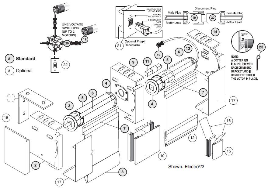 Shade Wiring Diagram Wiring Diagram