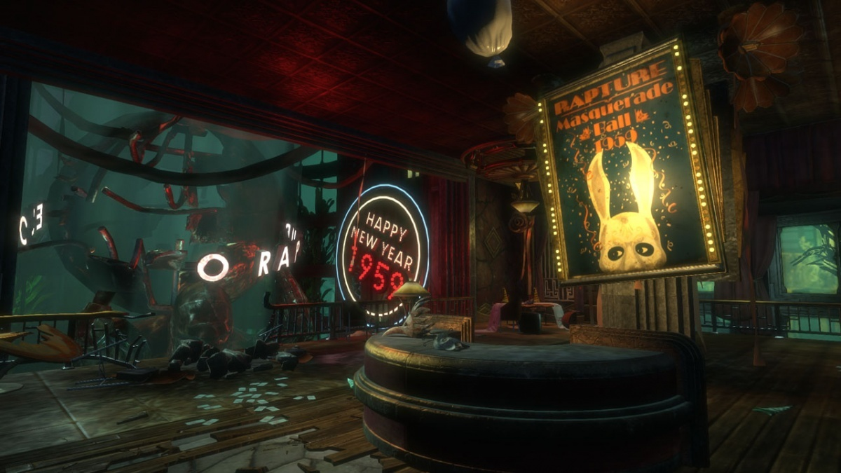 Nintnedo Fall Wallpapers Bioshock The Collection On Pc News Reviews Videos
