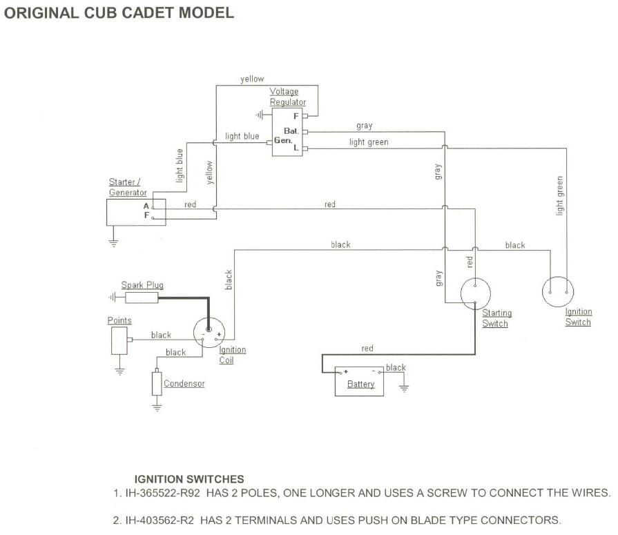 Diagram Furthermore International Farmall Cub Wiring Diagram - 149