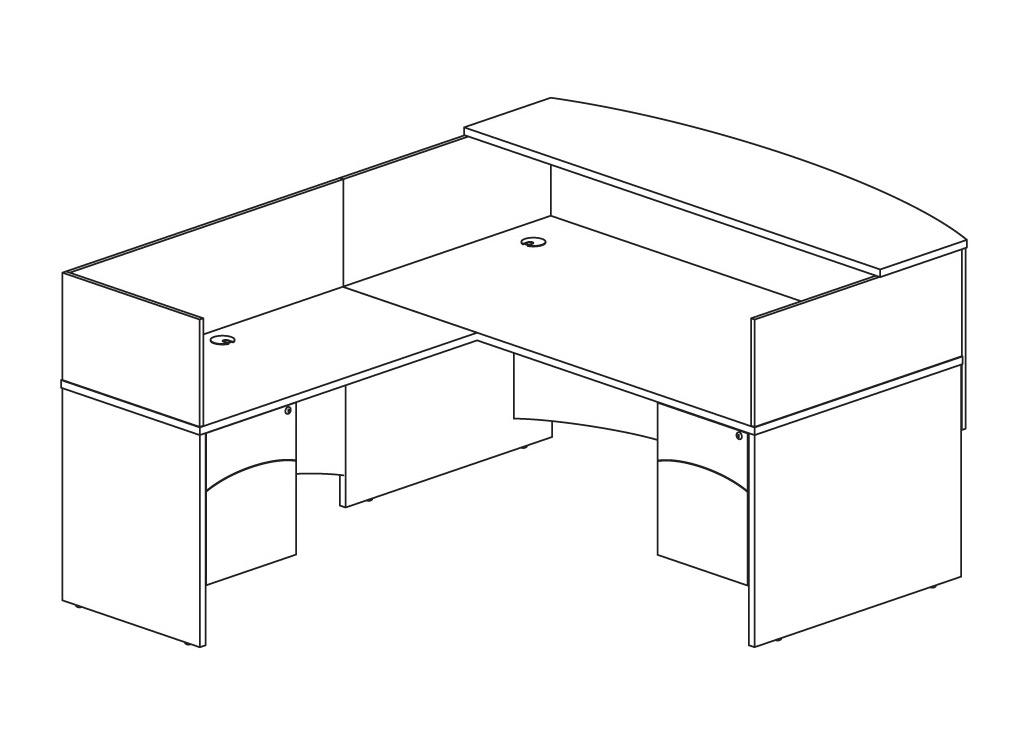bookcase schematic