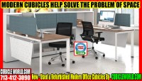 Modern Office Cubicles Can Solve Office Space Problems