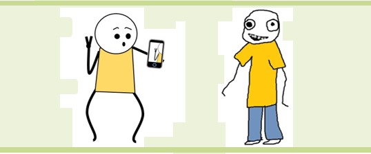 5 Examples of Awesome Contents Using Stick Figures