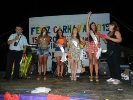 CARNAVAL CORONACION REINAS