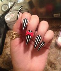 18 Elegant Bow Nail Art Tutorials | Nail Design Ideaz