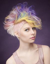 30 Hot dyed hair Ideas