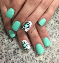 easter nails french tip colors easter nails french tip ...
