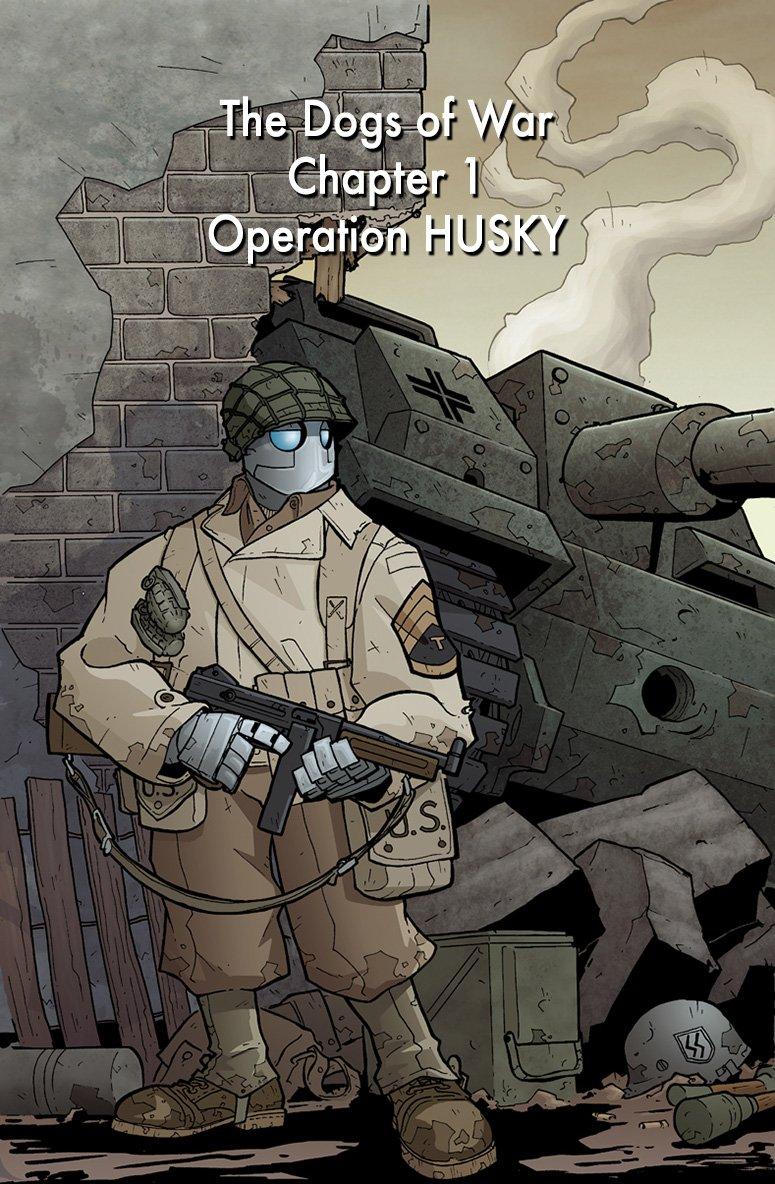 Atomic Robo Operation Husky