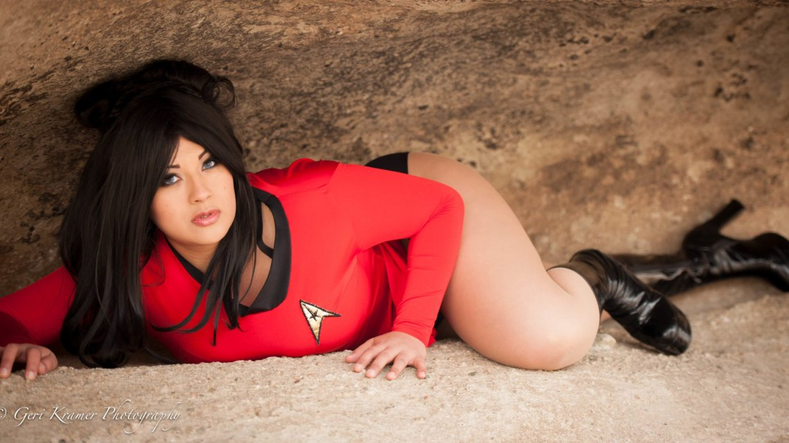 Ivy Doomkitty Red Shirt