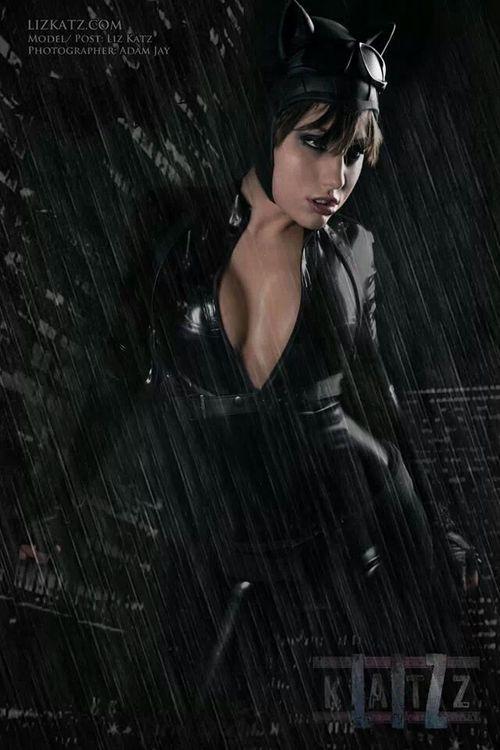 Liz Katz Catwoman