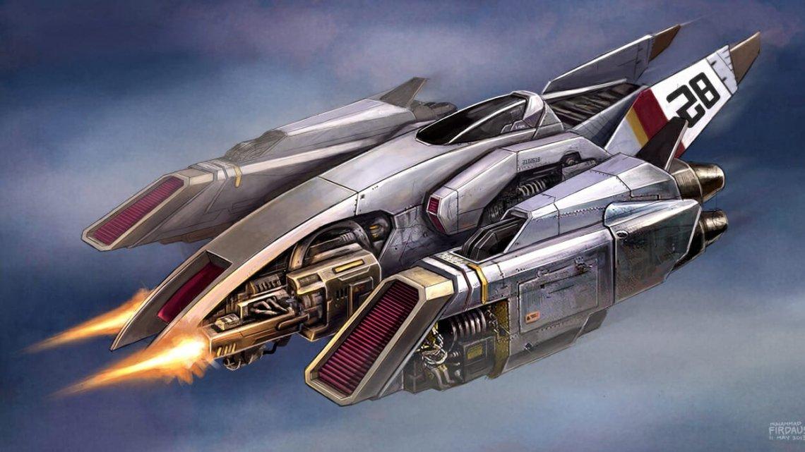 Fighter Aircraft por Freakyfir