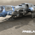 Star Citizen Freelancer
