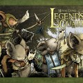 Mouse Guard Legends of the Guard