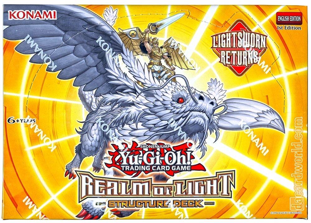 Yu-Gi-Oh Realm of Light