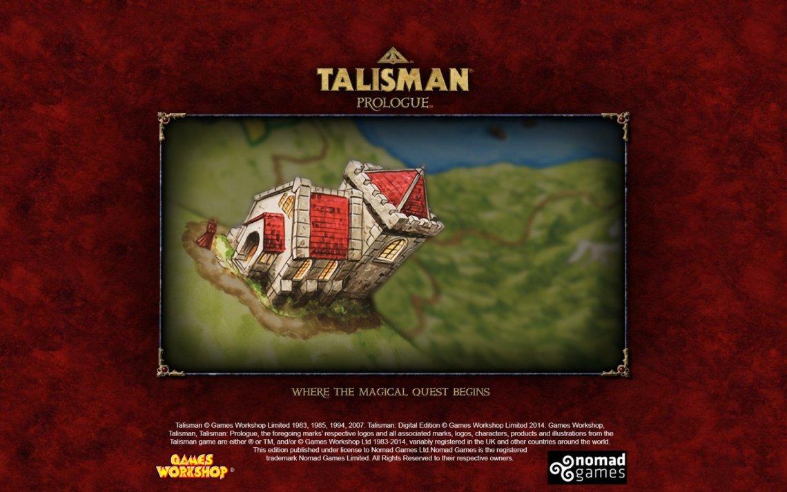 Talisman Temple