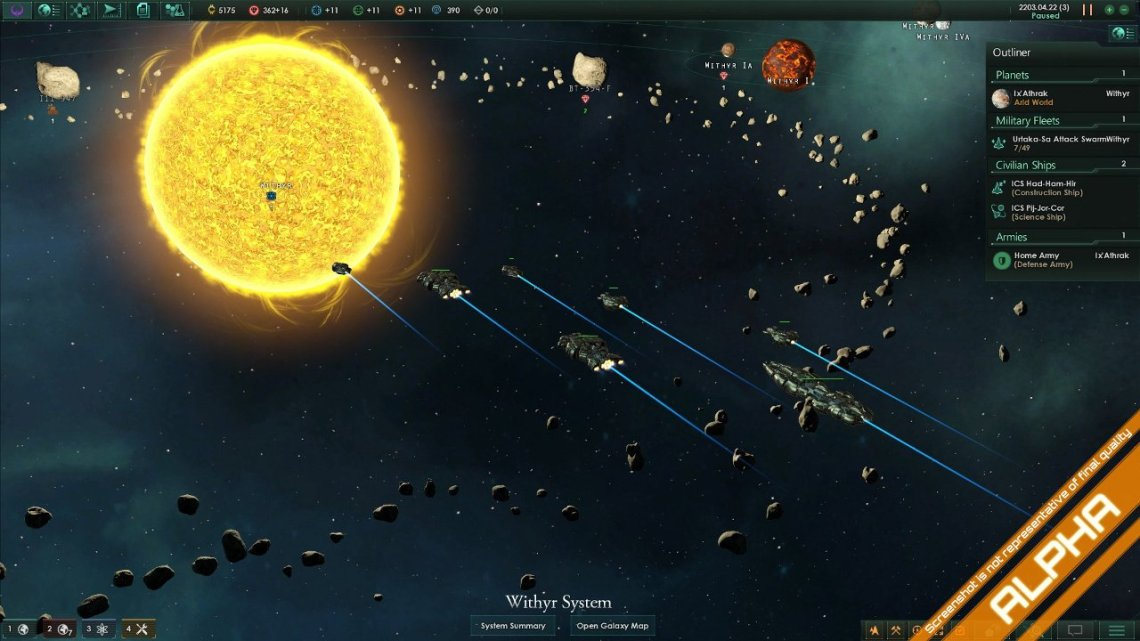Stellaris Ships 1