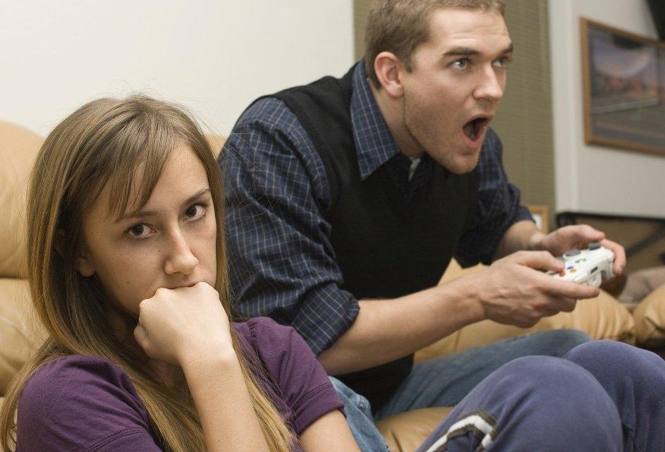 Wife vs Videogames