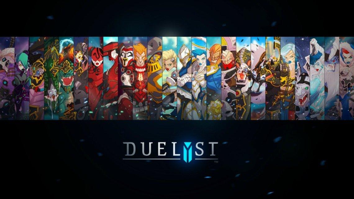Duelyst Personajes