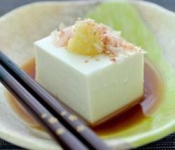 Tofu o queso de soja